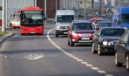 Транспорт в Литве